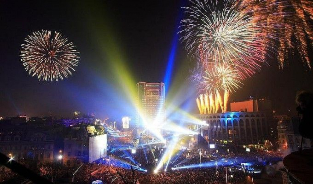 Нова Година в Букурещ