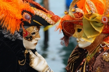 Карнавал във Венеция 2017 - Икономичен вариант