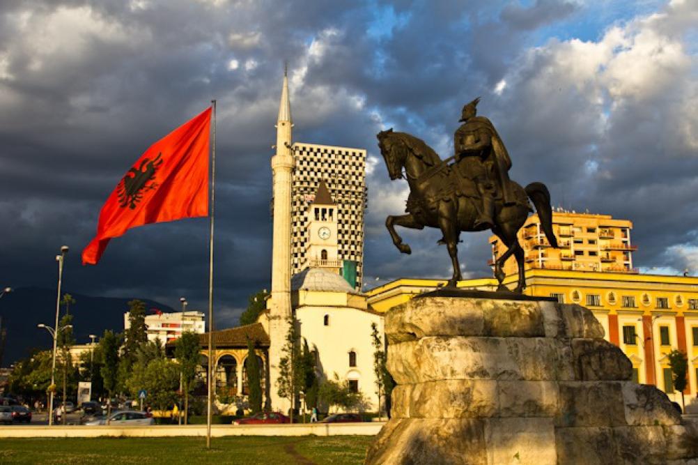 Охрид - Дурас - Тирана - Елбасан