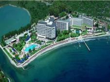 Нова Година 2018 в хотел Tusan Beach Resort 5*, Кушадасъ